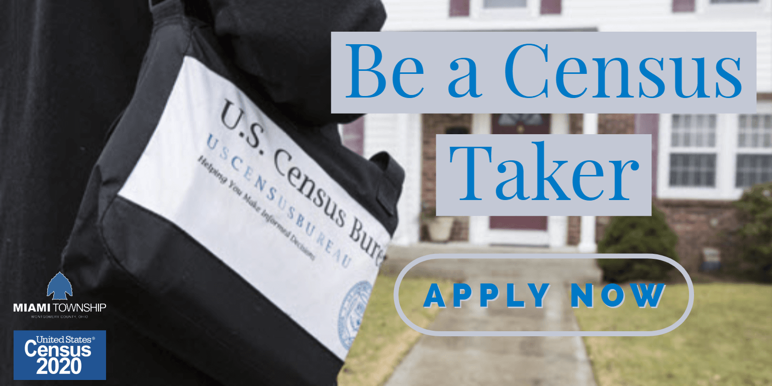 Census 2020 Apply Opens in new window
